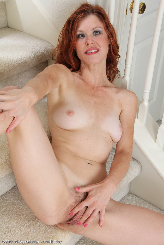 AllOver30 MILF Jessica Adams Wants a Strong Man To Fuck ...