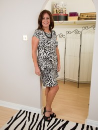 Gorgeous MILF Carol Foxwell From AllOver30